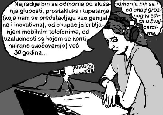 Dozivotna sloboda - godisnji odmor, Celobrdo, Tamara Vucenovic