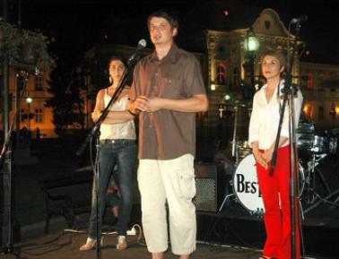 16. rodjendan Pozorisnog kluba Zeleno zvono, Zrenjanin, 20.7.07.