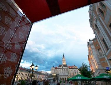 Cinema City, Novi Sad, 14-21.6.08.