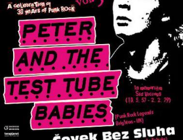 Vive Le Punk! festival, Boogaloo, Zagreb, 2.2.08.