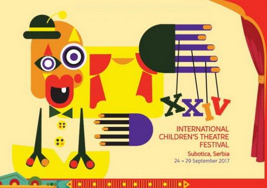 24. Međunarodni festival pozorišta za decu u Subotici