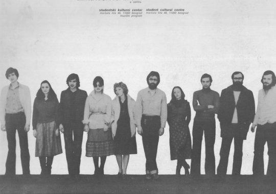 Ansambl za drugu novu muziku - 40 godina ranije u SKC-u