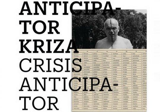 Knjiga o Gotovcu, anticipatoru kriza
