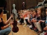 Beogradska filharmonija, deca