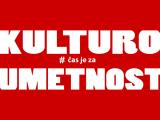 cas je za kulturu, Slovenija